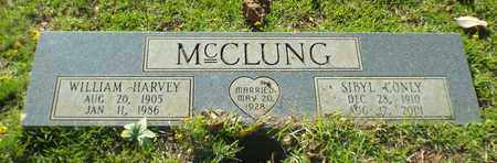 MCCLUNG, SIBYL - Claiborne County, Louisiana | SIBYL MCCLUNG - Louisiana Gravestone Photos