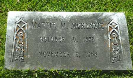 MENEFEE MCKENZIE, MATTIE - Claiborne County, Louisiana | MATTIE MENEFEE MCKENZIE - Louisiana Gravestone Photos