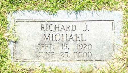 MICHAEL, RICHARD J - Claiborne County, Louisiana | RICHARD J MICHAEL - Louisiana Gravestone Photos