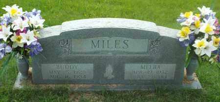 MILES, MELBA - Claiborne County, Louisiana | MELBA MILES - Louisiana Gravestone Photos