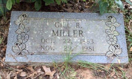 MILLER, GILL R - Claiborne County, Louisiana | GILL R MILLER - Louisiana Gravestone Photos
