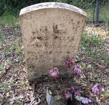 MILLER, JAMES - Claiborne County, Louisiana | JAMES MILLER - Louisiana Gravestone Photos
