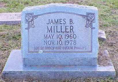 MILLER, JAMES B - Claiborne County, Louisiana | JAMES B MILLER - Louisiana Gravestone Photos