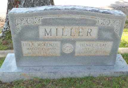MILLER, LULA - Claiborne County, Louisiana | LULA MILLER - Louisiana Gravestone Photos