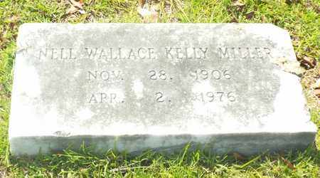 MILLER, NELL WALLACE - Claiborne County, Louisiana | NELL WALLACE MILLER - Louisiana Gravestone Photos