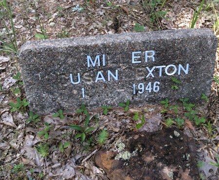 MILLER, SUSAN - Claiborne County, Louisiana   SUSAN MILLER - Louisiana Gravestone Photos