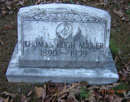 MILLER, THOMAS HUGH - Claiborne County, Louisiana | THOMAS HUGH MILLER - Louisiana Gravestone Photos
