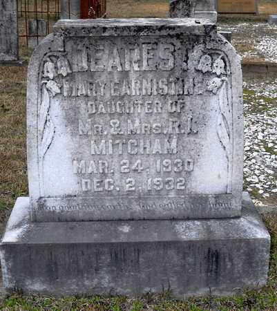MITCHAM, MARY EARNISTINE - Claiborne County, Louisiana | MARY EARNISTINE MITCHAM - Louisiana Gravestone Photos