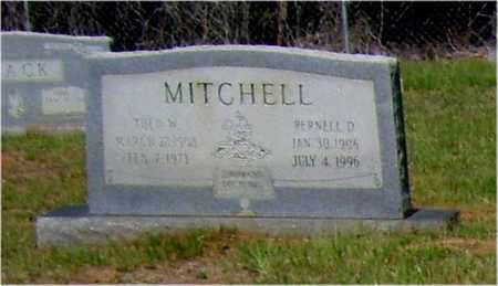 MITCHELL, MATTIE THEODOCIE - Claiborne County, Louisiana   MATTIE THEODOCIE MITCHELL - Louisiana Gravestone Photos