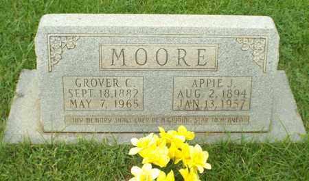MOORE, APPIE J - Claiborne County, Louisiana | APPIE J MOORE - Louisiana Gravestone Photos