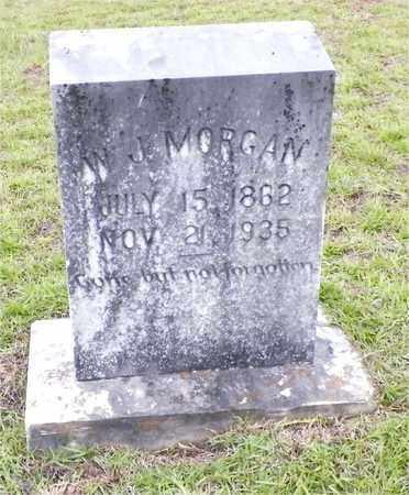 MORGAN, W J - Claiborne County, Louisiana | W J MORGAN - Louisiana Gravestone Photos