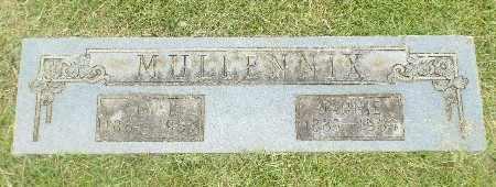 MULLENNIX, NANNIE - Claiborne County, Louisiana | NANNIE MULLENNIX - Louisiana Gravestone Photos