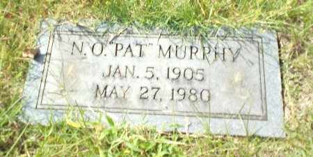 "MURPHY, N O ""PAT"" - Claiborne County, Louisiana   N O ""PAT"" MURPHY - Louisiana Gravestone Photos"