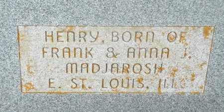 NADRCHAL, HENRY THOMAS (BACKVIEW) - Claiborne County, Louisiana | HENRY THOMAS (BACKVIEW) NADRCHAL - Louisiana Gravestone Photos