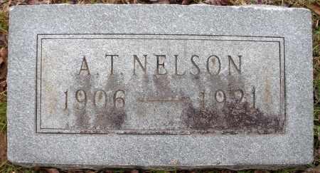 NELSON, A T - Claiborne County, Louisiana | A T NELSON - Louisiana Gravestone Photos