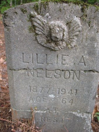 NELSON, LILLIE A - Claiborne County, Louisiana | LILLIE A NELSON - Louisiana Gravestone Photos