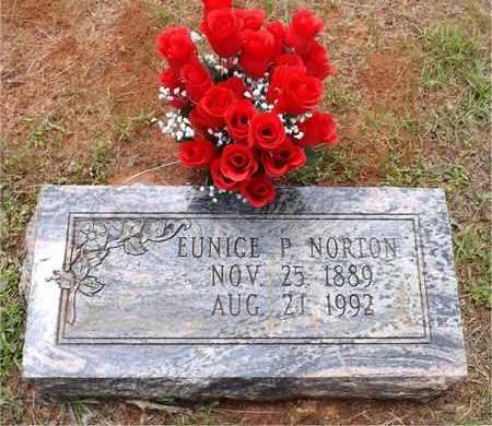 NORTON, EUNICE - Claiborne County, Louisiana | EUNICE NORTON - Louisiana Gravestone Photos