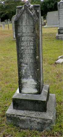NORTON, TRUDIE - Claiborne County, Louisiana | TRUDIE NORTON - Louisiana Gravestone Photos