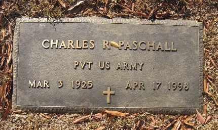 PASCHAL, CHARLES R (VETERAN) - Claiborne County, Louisiana   CHARLES R (VETERAN) PASCHAL - Louisiana Gravestone Photos