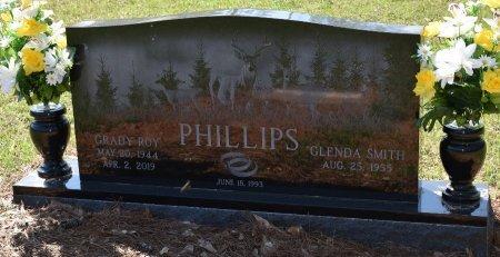 PHILLIPS, GRADY ROY - Claiborne County, Louisiana | GRADY ROY PHILLIPS - Louisiana Gravestone Photos