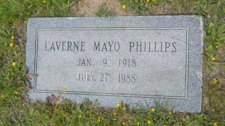 PHILLIPS, LAVERNE - Claiborne County, Louisiana | LAVERNE PHILLIPS - Louisiana Gravestone Photos