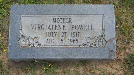 POWELL, VIRGIALENE - Claiborne County, Louisiana | VIRGIALENE POWELL - Louisiana Gravestone Photos