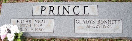 PRINCE, EDGAR NEAL - Claiborne County, Louisiana   EDGAR NEAL PRINCE - Louisiana Gravestone Photos