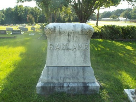 RAGLAND FAMILY MARKER,  - Claiborne County, Louisiana |  RAGLAND FAMILY MARKER - Louisiana Gravestone Photos