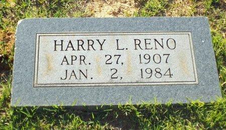 RENO, HARRY L - Claiborne County, Louisiana | HARRY L RENO - Louisiana Gravestone Photos