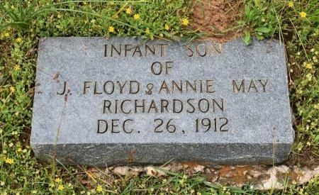 RICHARDSON, INFANT SON - Claiborne County, Louisiana | INFANT SON RICHARDSON - Louisiana Gravestone Photos