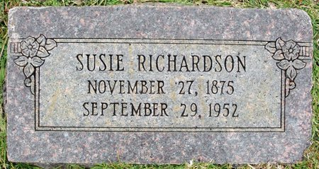 RICHARDSON, SUSIE - Claiborne County, Louisiana | SUSIE RICHARDSON - Louisiana Gravestone Photos