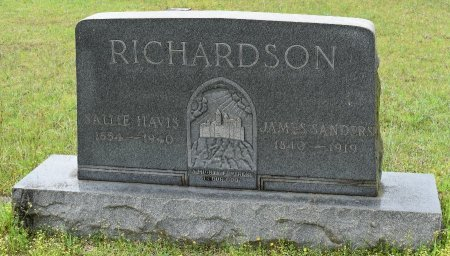 RICHARDSON, SALLIE - Claiborne County, Louisiana   SALLIE RICHARDSON - Louisiana Gravestone Photos
