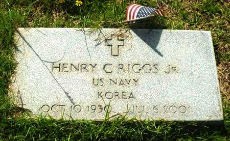 RIGGS, HENRY C (VETERAN KOR) - Claiborne County, Louisiana | HENRY C (VETERAN KOR) RIGGS - Louisiana Gravestone Photos