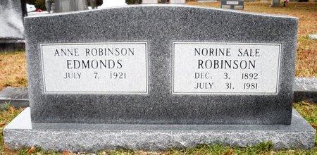 ROBINSON, NORINE - Claiborne County, Louisiana | NORINE ROBINSON - Louisiana Gravestone Photos