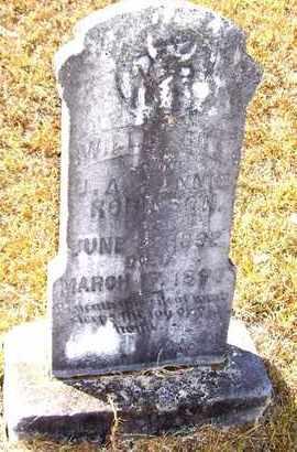 ROBINSON, WILLIE GUY - Claiborne County, Louisiana   WILLIE GUY ROBINSON - Louisiana Gravestone Photos