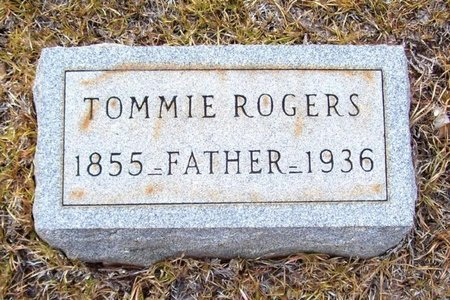 ROGERS, TOMMIE - Claiborne County, Louisiana   TOMMIE ROGERS - Louisiana Gravestone Photos