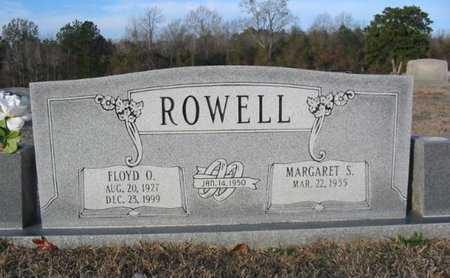 ROWELL, FLOYD O - Claiborne County, Louisiana   FLOYD O ROWELL - Louisiana Gravestone Photos