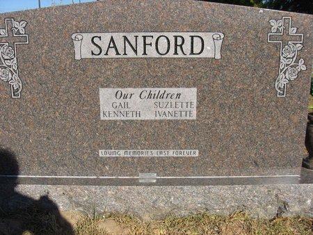 SANFORD, LEE ROY (BACKVIEW) - Claiborne County, Louisiana | LEE ROY (BACKVIEW) SANFORD - Louisiana Gravestone Photos
