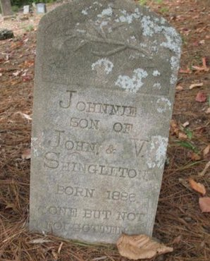 SHINGLETON, JOHNNIE - Claiborne County, Louisiana | JOHNNIE SHINGLETON - Louisiana Gravestone Photos