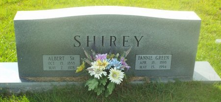 SHIREY, ALBERT,SR - Claiborne County, Louisiana | ALBERT,SR SHIREY - Louisiana Gravestone Photos