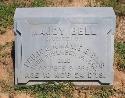 SIMS, MAUDY BELL - Claiborne County, Louisiana | MAUDY BELL SIMS - Louisiana Gravestone Photos