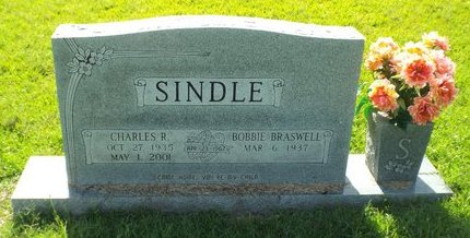 SINDLE, CHARLES R - Claiborne County, Louisiana | CHARLES R SINDLE - Louisiana Gravestone Photos