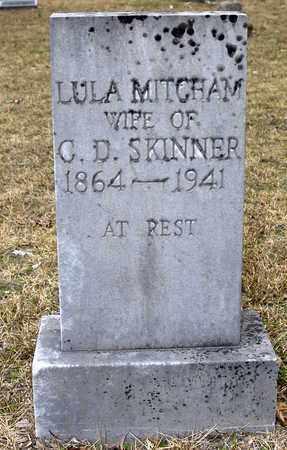 SKINNER, LULA - Claiborne County, Louisiana   LULA SKINNER - Louisiana Gravestone Photos