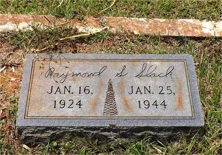 SLACK, RAYMOND S - Claiborne County, Louisiana | RAYMOND S SLACK - Louisiana Gravestone Photos