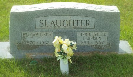 SLAUGHTER, BIRDIE ESTELLE - Claiborne County, Louisiana   BIRDIE ESTELLE SLAUGHTER - Louisiana Gravestone Photos