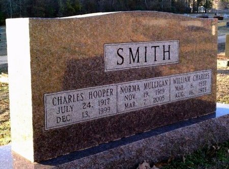 SMITH, CHARLES HOOPER - Claiborne County, Louisiana   CHARLES HOOPER SMITH - Louisiana Gravestone Photos