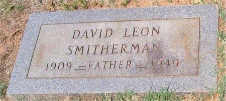 SMITHERMAN, DAVID LEON - Claiborne County, Louisiana | DAVID LEON SMITHERMAN - Louisiana Gravestone Photos