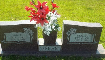SPEER, OPAL - Claiborne County, Louisiana | OPAL SPEER - Louisiana Gravestone Photos