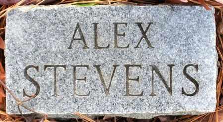 STEVENS, ALEX - Claiborne County, Louisiana   ALEX STEVENS - Louisiana Gravestone Photos