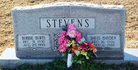 STEVENS, DAVIS HAYDEN - Claiborne County, Louisiana | DAVIS HAYDEN STEVENS - Louisiana Gravestone Photos